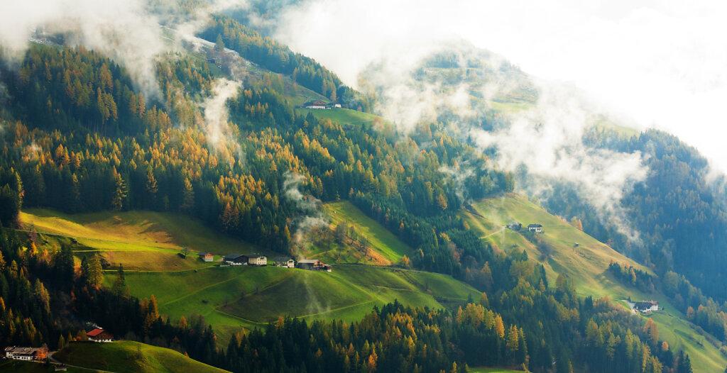 Südtirol, Passeier Tal