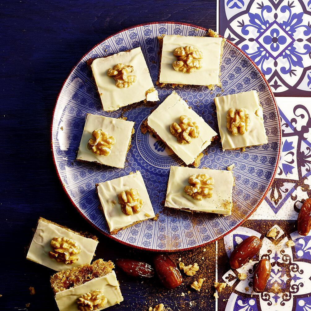 Kuchen Trifft Orient